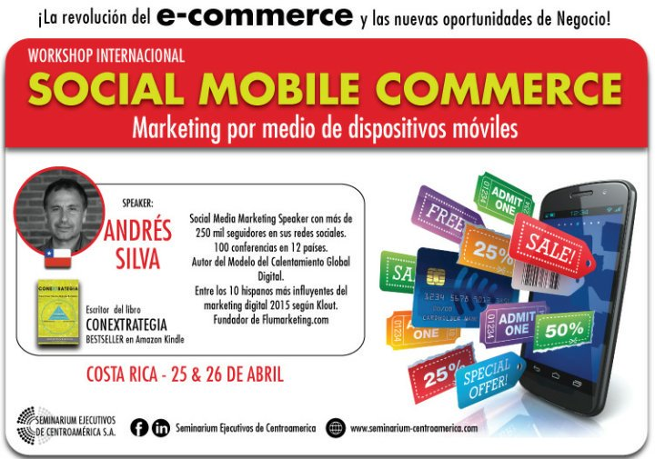andres silva arancibia, conferencias, seminarios, marketing digital, big data