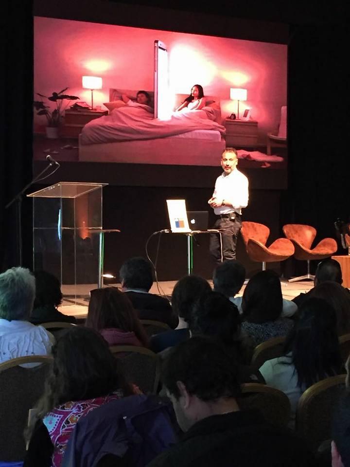andres silva arancibia, autor, conextrategia, conferencias, charlas, seminarios, marketing digital, realidad aumentada
